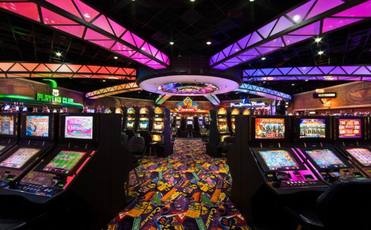 Rules & Strategies For Casino Slot Machines